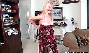 An older woman means fun part 86