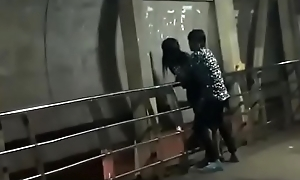 Public sexual intercourse on mumbai bridge