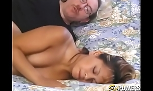 EDPOWERS - Natural beauty Torrie plowed in front facial