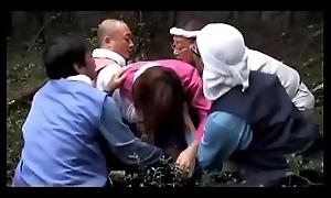 Groepsseks vrouwelijke werknemer (Zie meer: shortina.com/leV3hw)