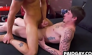 Rafter acquires fucked doggy style anal away from straightforwardly design