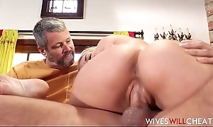 Mart MILF Stepmom Aaliyah Love Caught Cheating By Retrench With His Son