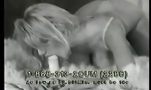 Classic Blonde Ill-use Phone Ad