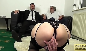 PASCALSSUBSLUTS - Leanne Morehead ass slammed at the facial