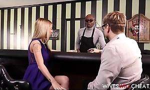 Sexy Latina Wife Kat Dior Caught Headman With Black Bartender Skimp Cuckold
