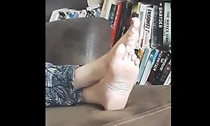 Genuine Step mom feet