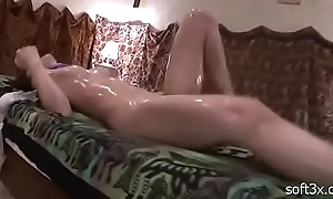 Japan woman in Massage Room - 03