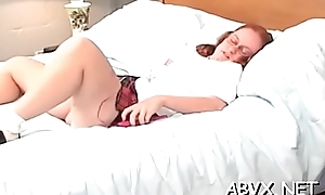 Sexy females just about insane xxx scenes be proper of raw bondage bizarre