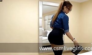 SelenaKlemer- modelo latina muy caliente