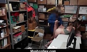Teen Thief Seduced Officer To avoid A hold good