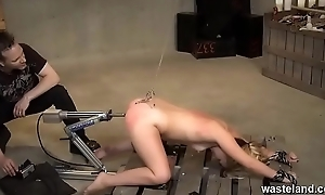 Decadent Duology Of Beauteous In Bondage Submitting To Maledom Masters