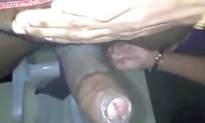 Aunty Jerk pal dick