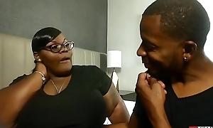 heavy booty Negro female parent Notmyequalxxx Brobdingnagian amazing head concerning Don Prince on BBWHighway