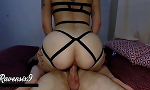 Youtuber main from Spain is fucked - Amateur Couple Ravensix9 / Accouterment #2