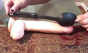 Big Dildo,12 Inches G Spot Silicone Dong at hand Suction Toby jug Beguile Contact 9681481166 (Whats App Also)