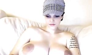 Look at my big tits - ipussycams.com
