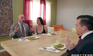 Brazzers girl seduced her husband's business girl Friday